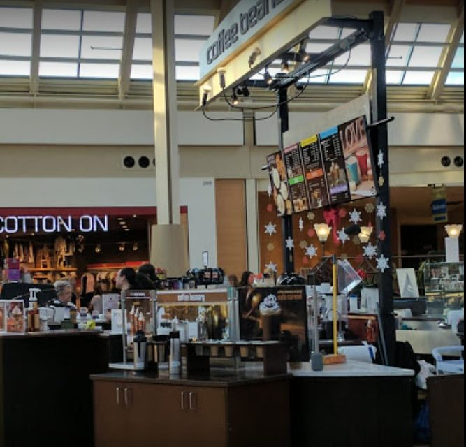 Roaches at the Coffee Beanery in Exton Square mall, 3 inspection failure since Oct 23