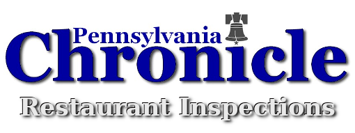 Pennsylvania Restaurant Inspections