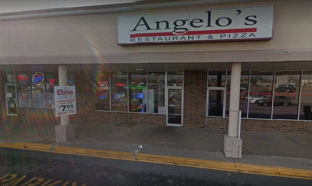 Fruit flies in bar area, Wyoming's Angelo's Restaurant and Pizza fails state inspection, 10 violations
