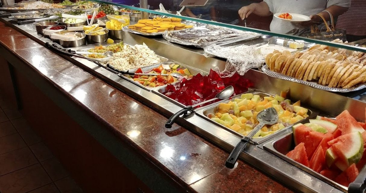 Rodent-like droppings observed throughout facility; King Buffet at Plymouth Meeting Mall fails inspection, 17 violations