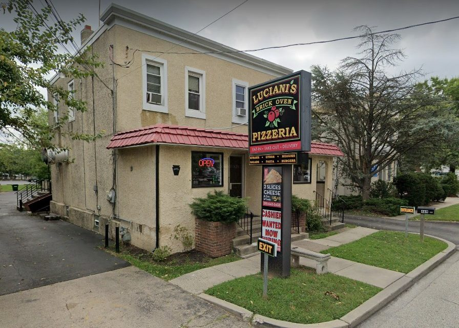 Lucianis Pizzeria & Grill in Fort Washington, no hand soap at sink, hit with 14 violations by Montco Health Department inspector; threatens legal action