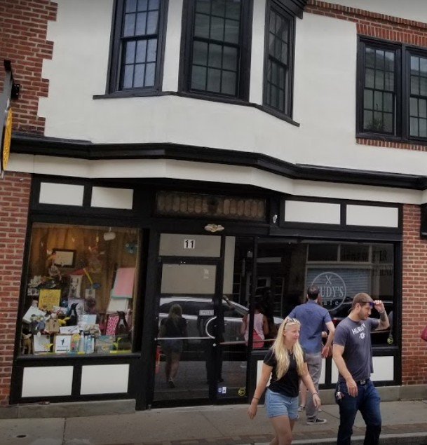 """13 violations, """"Mouse like droppings observed,"""" Nudy's Cafe in Ardmore doesn't make the grade when Montco Health stops by"""
