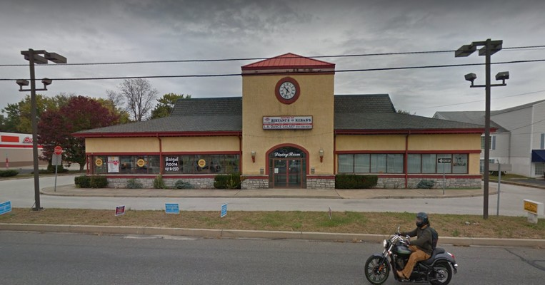 38 violations at House of Biryani's in West Norriton; Fly-like insects observed throughout facility, employee without mask, Unclean kebab skewers stored among clean skewers