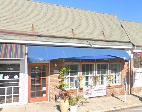 """Lourdas Greek Taverna in Bryn Mawr, """"Mouse like droppings observed on the floor in basement area"""" 10 violations cited during inspection"""