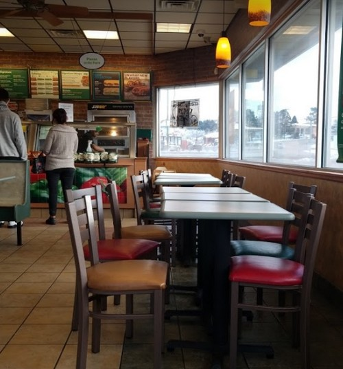 """""""Black filth, pink slime"""" inside ice machine; Greensburg Subway fails to clean ice machine as ordered last week"""