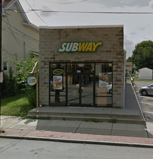 "Rochester Subway fails inspection, ""Observed a heavy buildup of a black substance on the deflectors of the ice machine"""
