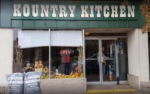 Rodent Pellets At Zelie Kountry Kitchen Fails Inspection With 4 Violations Pellets Found In The Salt Sugar Cabinet Pennsylvania Restaurant Inspections