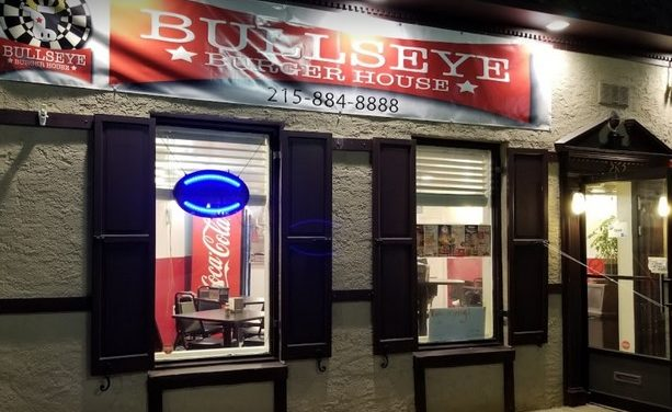 20 violations for Bullseye Burger House in Glenside; Rodent-like droppings observed 3 times repeat violation, Health Dept threatens legal action