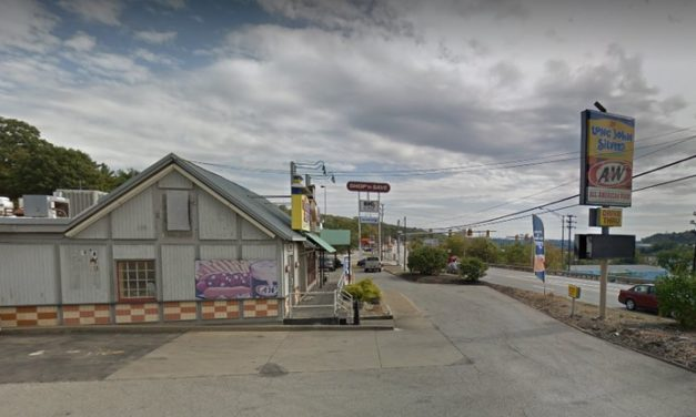 Long John Silver's/A&W Restaurant fails inspection in Rochester;  Black bio-film on ice chute food contact surface, ice thrown out, 6 violations