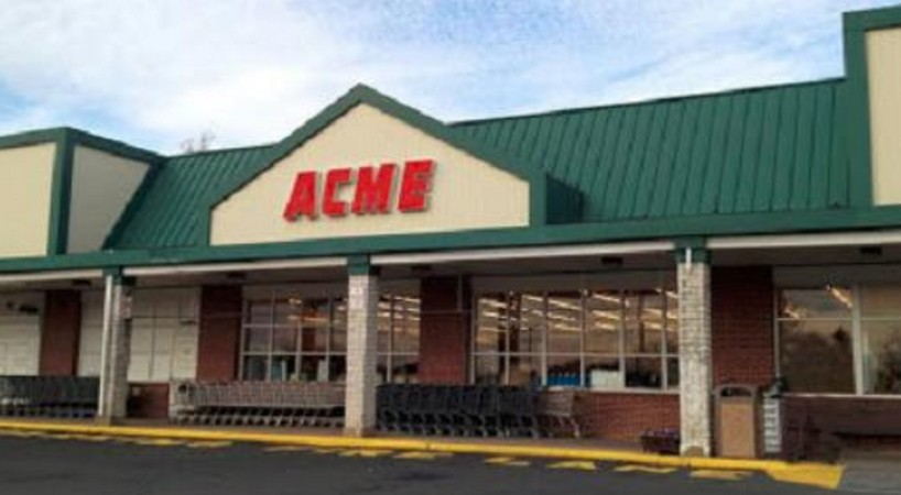 Acme Market in Dresher fouls inspection; 15 violations, ice machine metal shield observed with a black substance accumulation