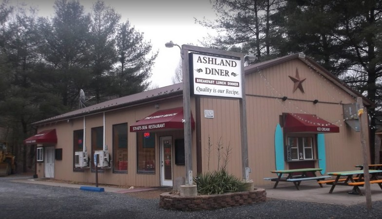 "Inspector hits Ashland Diner in Schuylkill County with 16 violations; ""cleaned/sanitized utensils""  stored directly on ground"