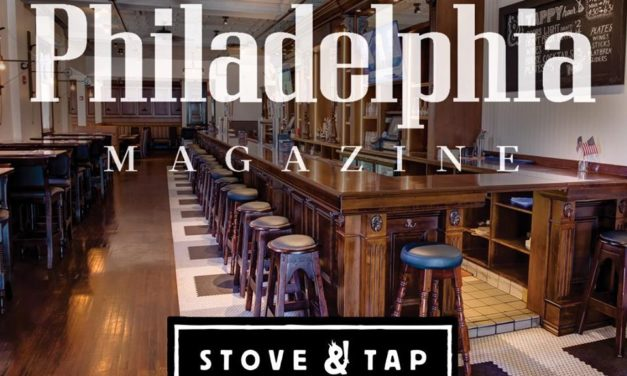 """Best of Philly"" 2018 Stove and Tap in Lansdale fumbles 13th inspection since September 2016; utensils stored in container of stagnant water,13 violations"