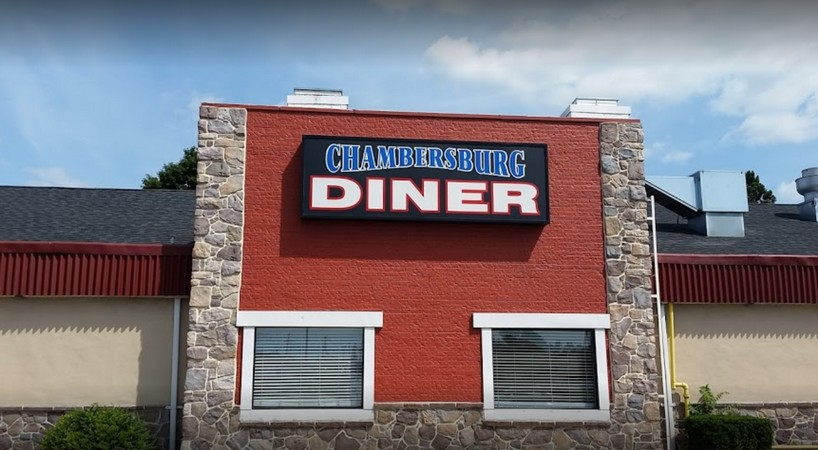 25 violations for Chambersburg Family Diner; Can opener creating metal slivers, interior of ice bin has food residue, buildup, or mold