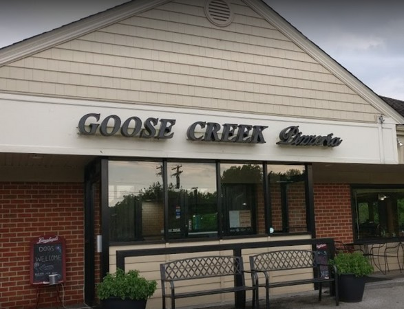 Goose Creek Grill in West Chester fouls inspection; Ice scoop holder and inside flap of the ice machine observed in unclean condition, 14 violations