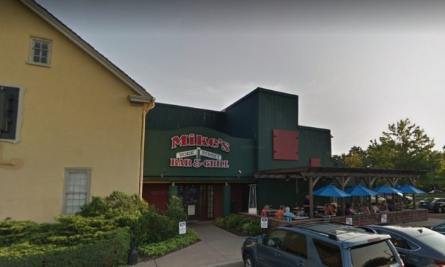 Interior of the small ice machine unclean, multiple uncovered foods, Mike's York Street Bar and Grill fouls inspection in Warminster says Health Department