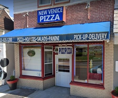 "New Venice Pizza in Elkins Park hit with 22 violations; ""Employee dentures and denture cream on prep table in kitchen"""