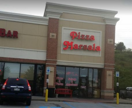 Pizza Marsala in Greensburg fails inspection; Rodent like droppings too numerous to count in back storage area- repeat violation
