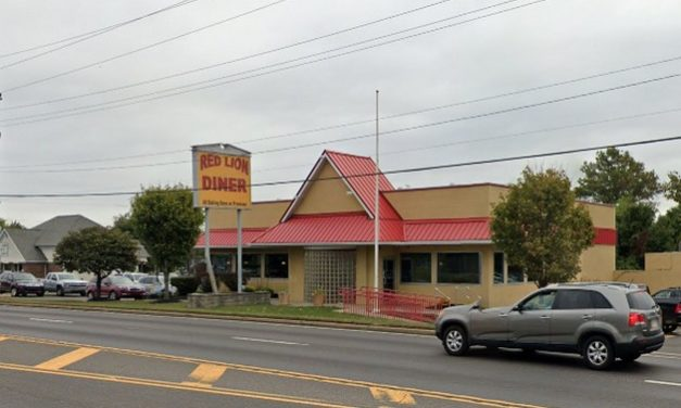 23 violations; Health Department threatens Red Lion Diner in Horsham with citation for 7 times repeat violation, Employees clothing hung on food and clean utensil storage shelves