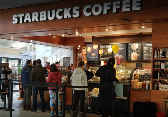 Health Department says Starbucks in Willow Grove Mall operating with no hot water for hand wash sinks during inspection