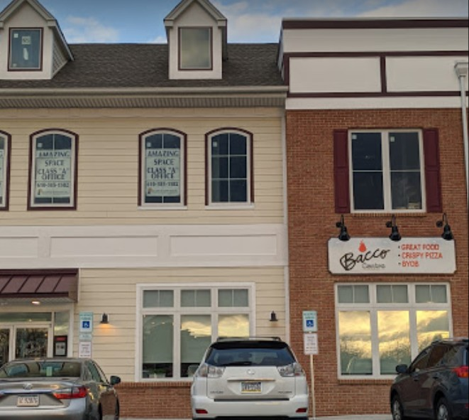 "Bacco Restaurant in Richboro fumbles inspection, ""Observed calamari thawing in stagnant water at the prep sink. This is not an approved method for thawing food,"" 8 violations"