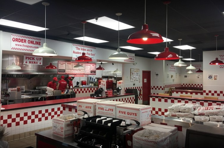 Authorities CLOSE Five Guys in State College following inspection; Failed to notify of imminent health hazard and close
