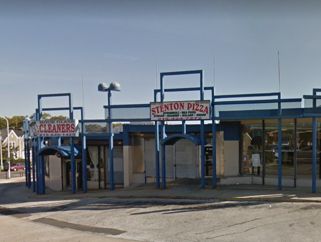 "12 violations at Philly's Stenton Pizza; ""Equipment with food contact surfaces including deli slicer, dough machine, ketchup bottle nozzles, prep surface edges (dough machine table & pizza prep refrigerator) are not clean"""
