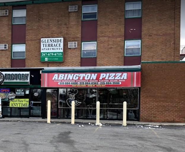 Complaint sends inspectors to Abington Pizzeria & Family Restaurant; 7 violations, bathroom hot water turned off, door won't self close