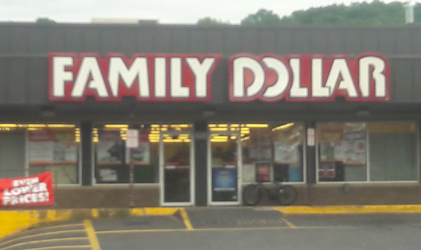 "Easton Family Dollar inspection finds, ""rodent activity in storage/receiving area of this facility"" following complaint"