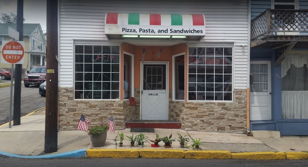 Inspection Tello's Pizzeria & Restaurant in Williamstown; 11 violations, rodent-like droppings under sink and in rear dry storage area under stacks of cardboard food containers