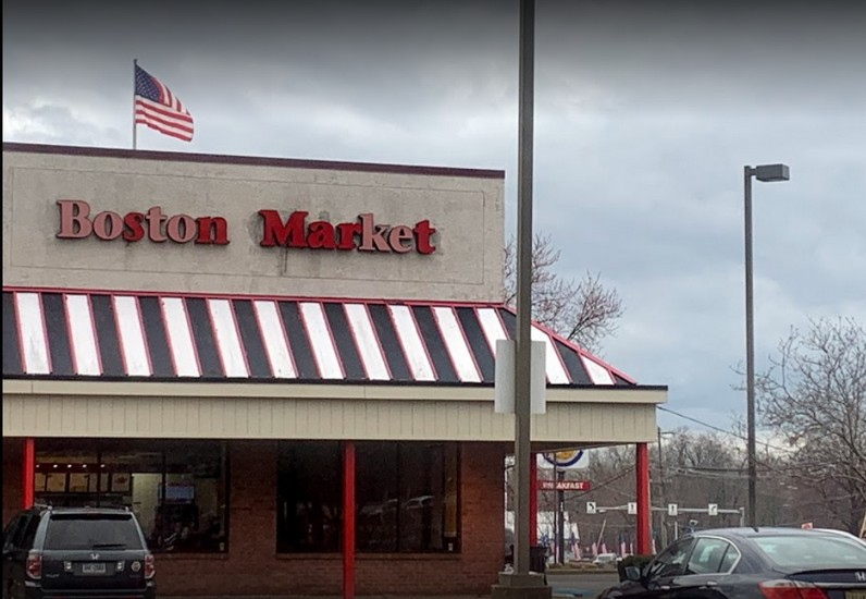 Boston Market in Langhorne fails 15th straight inspection; In-use utensils were found being stored in standing, room-temperature water (71F) on the prep table nearest the elevator- bacteria risk