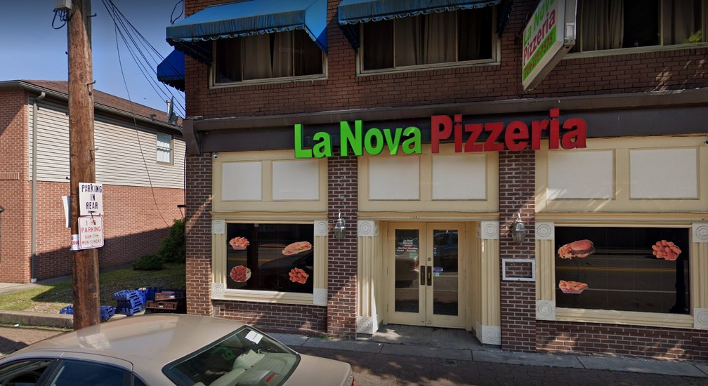 Complaint sends inspectors to La Nova Pizzeria in Springdale; 7 violations, employee was not wearing face protection, no soap at the hand sinks
