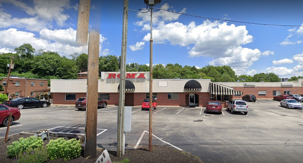 "Inspection; Pizza Roma Restaurant in McCandless Township; ""Moldy soup in upright unit against wall,"" no face masks, 6 violations"