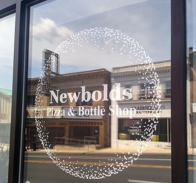 10 violations; Newbold's Pizza and Bottle Shop fumbles 2nd inspection since Feb opening in Jenkintown; Interior of bar soda gun head observed with residue accumulation