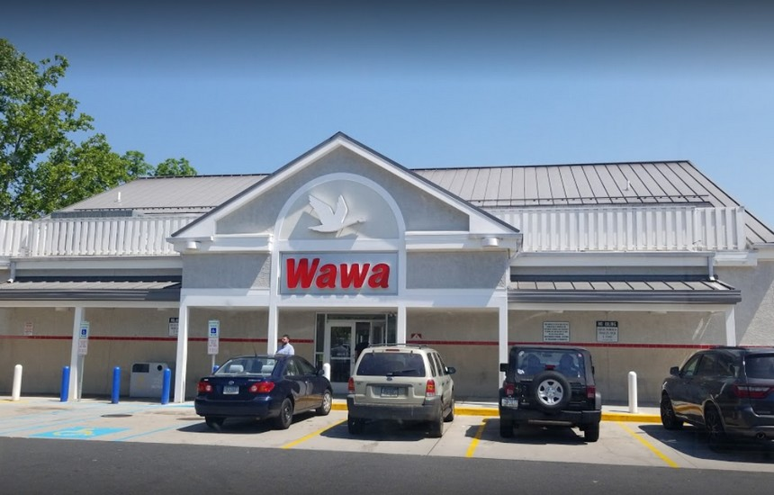 "Wawa in Langhorne Inspection; ""Wares are not being properly washed and sanitized in this facility"""