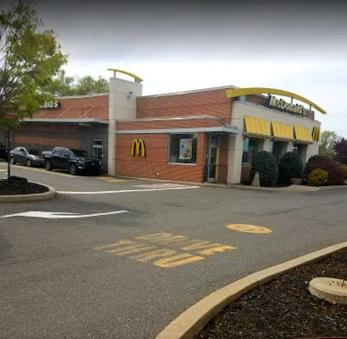 McDonald's in Bensalem fouls inspection; Drain/ fruit flies present, especially in mop sink area. Latest report from pest management company on site is 1/21/20