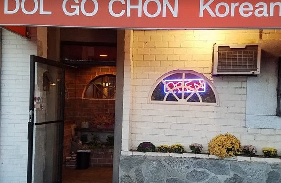 23 violations at Dol Go Chon Korean in Elkins Park; Employee preparing ready-to-eat foods with bare hands, Seafood found thawing on counter in kitchen