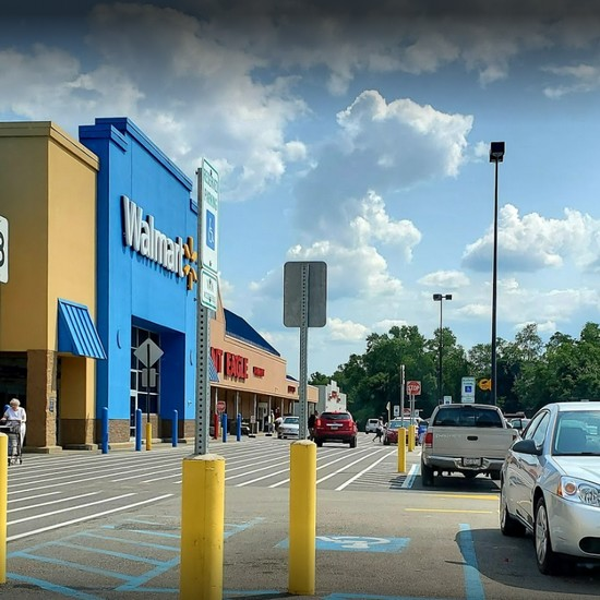 """Health Department dings Walmart in Bethel Park; """"allowing customers to enter and shop unmasked,"""" Employees with masks under their nose"""