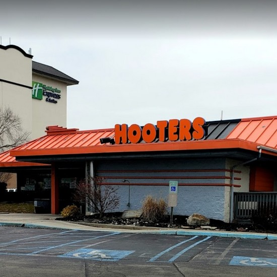 Hooters of King of Prussia fouls inspection; Fly-like insects observed throughout facility, 9 violations, Paint starting to peel above chest freezer at cooks line