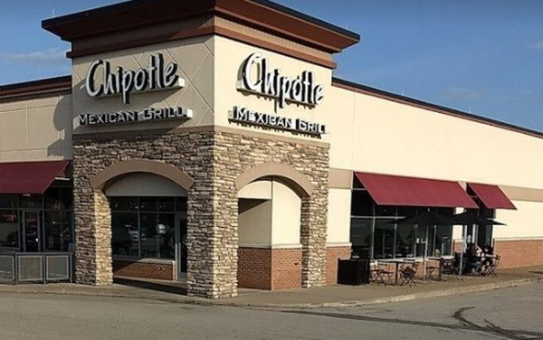 District Court enforcement requested for Chipolte Mexican Grill in Greensburg; Black filth, pink slime observed on the interior of the ice machine bin, fouls 2nd inspection in a week