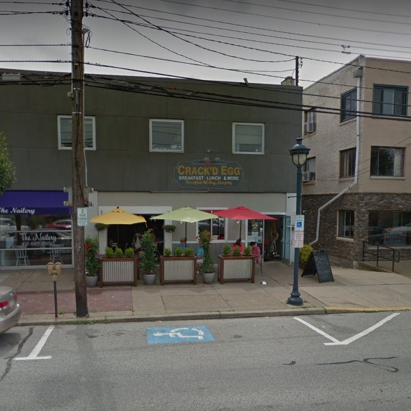 Allegheny County SHUTS DOWN The Crack'd Egg for 7 days in Brentwood for COVID-19 Orders
