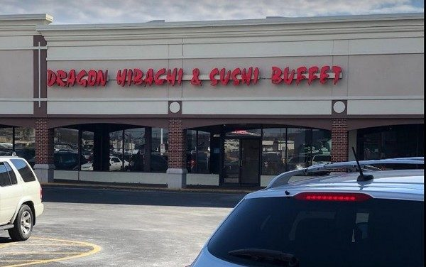 Lancaster's Dragon Sushi & Hibachi fouls 2nd inspection in a week; 13 violations, Employees unable to wash hands properly, old hardened food residue on the can opener blade