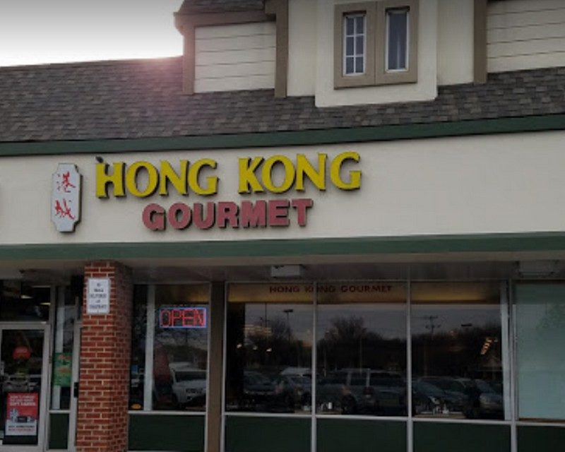 Inspection; Hong Kong Buffet in Richboro; Live adult roach and baby roaches at the dishwasher area, several employees without masks