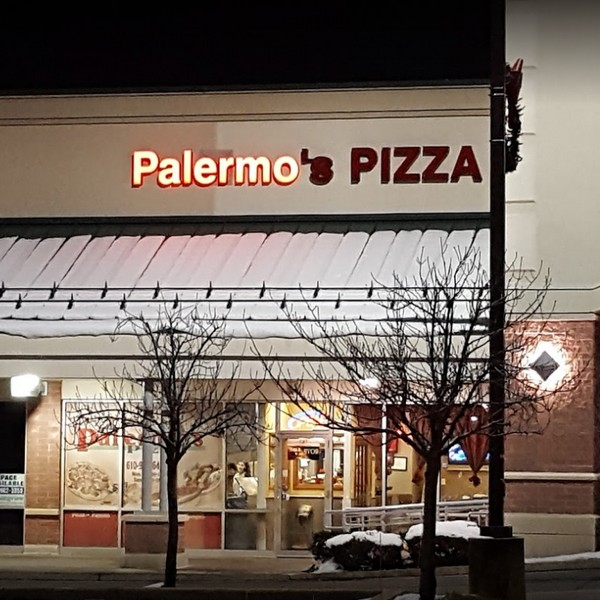 18 violations at Palermo Pizza Phoenixville; Food handlers not washing hands in between separate tasks, Heavy debris build up on table-top can opener blade