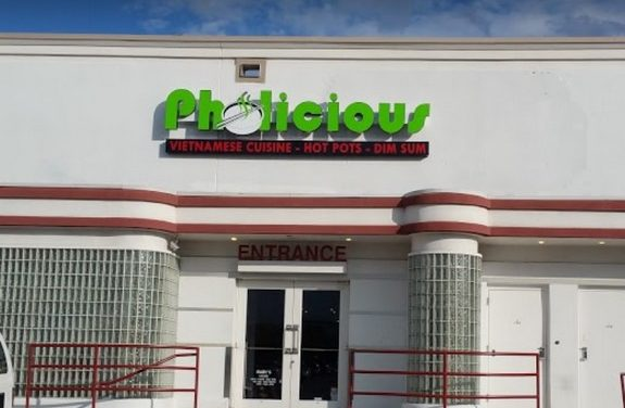 33 violations at Pholicious in King of Prussia; Fly-like insects observed in kitchen, Rodent-like droppings observed under 1-bay ware washing sink