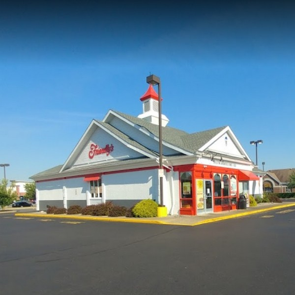 Friendly's Ice Cream in Bensalem fouls inspection; Mouse droppings present in storage room, Small flies present near dish washing area and mop sink