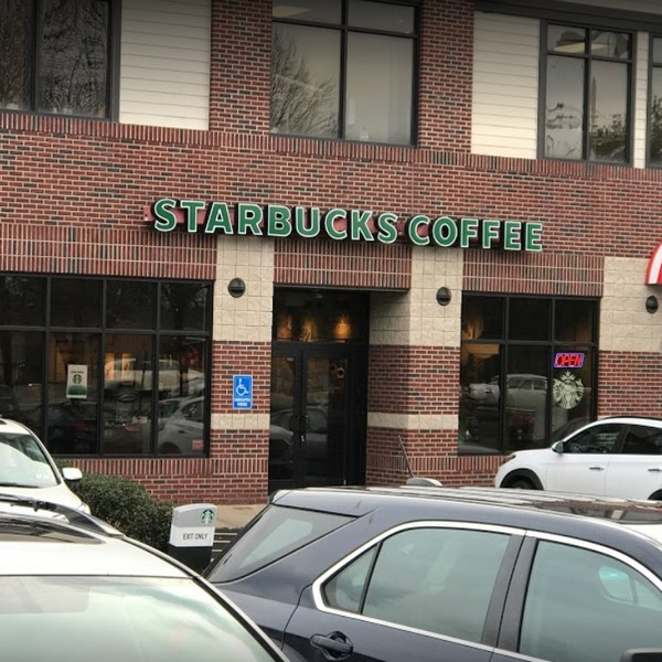 Inspection Cranberry TWP Starbucks; Black filth/pink slime observed on the interior of the ice machine, Floors in back of house have black build-up