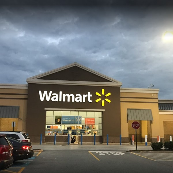 King of Prussia Walmart fouls inspection; Fly-like insects in back room facility, stop using dish machine not reaching sanitizing temperature