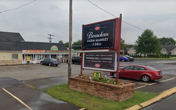 Bensalem Farmer's Market fouls inspection; Evidence of rodent activity present, Ice cream scoops stored in standing water