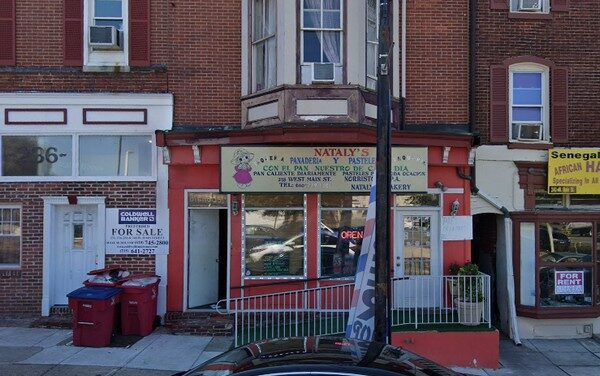 14 violations at Nataly's Restaurant in Norristown; Rodent-like droppings observed throughout kitchen, utensils stored in stagnant water