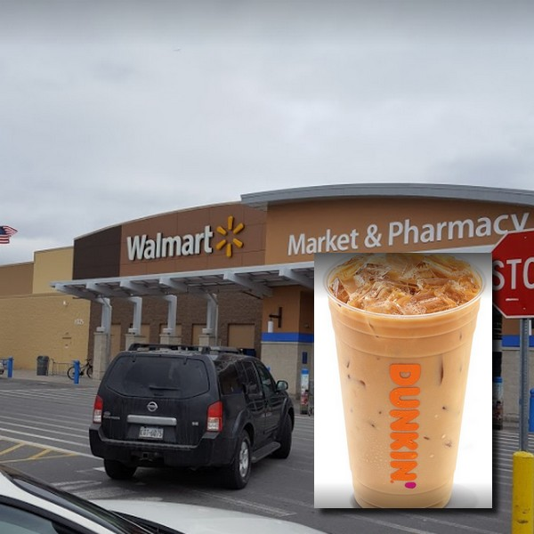 Inspection Dunkin' in Taylor Walmart finds slime residue forming on the interior surfaces of the ice machine, 6 violations